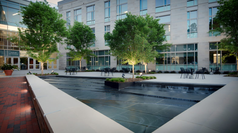Surface 678 - E. Craig Wall Jr. Academic Center