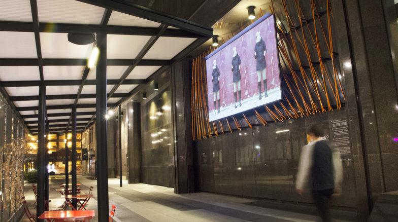 Surface 678 - Market & Exchange Plazas
