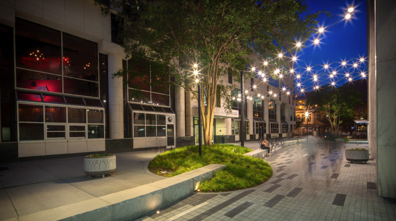 Surface 678 - Exchange & Market Plazas