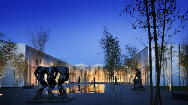 Surface 678 - North Carolina Museum of Art West Building