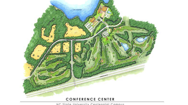 Surface 678 - Biotechnology Crescent Master Plan