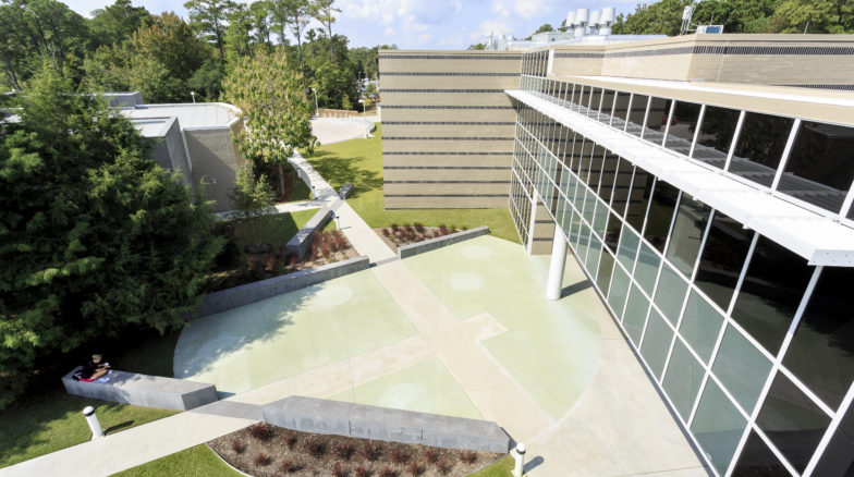 Surface 678 - Marine Biotechnology Research Facility