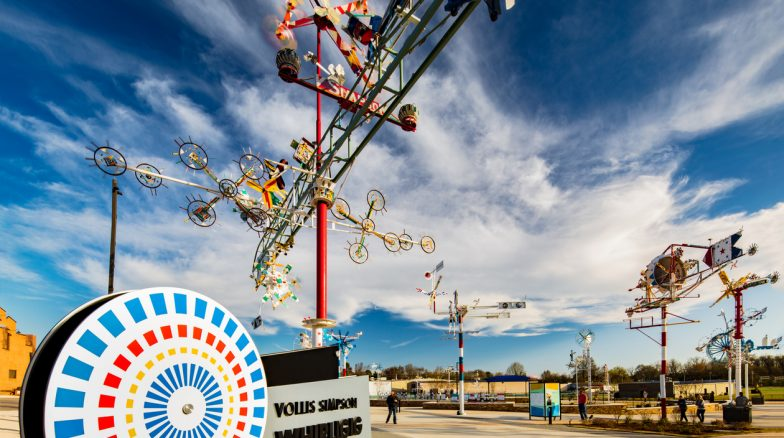 Surface 678 - Vollis Simpson Whirligig Park