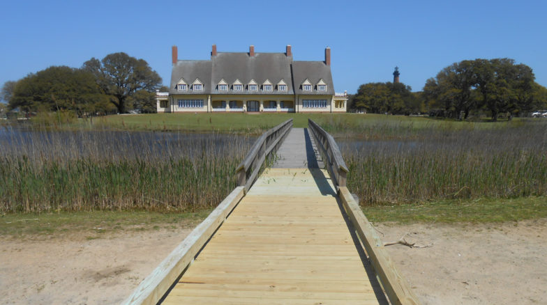 Surface 678 - Heritage Park at Whalehead Club