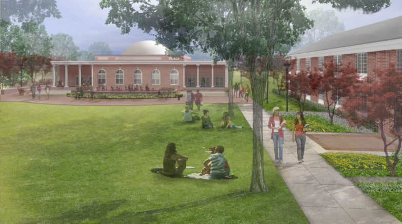 Surface 678 - Campus Master Plan