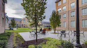 Duke University Hollows Residence Hall