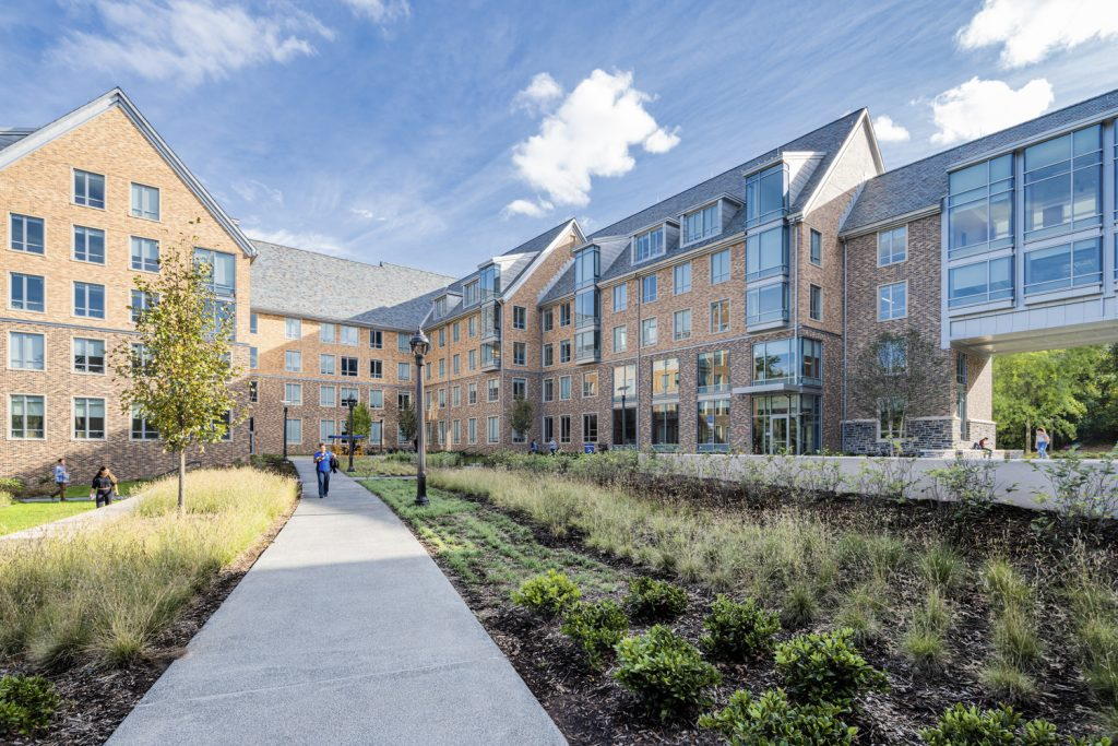 Duke University Hollows Residence Hall