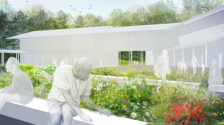 Surface 678 - North Carolina Botanical Garden Comprehensive Site Plan and Plant Biodiversity Research Center