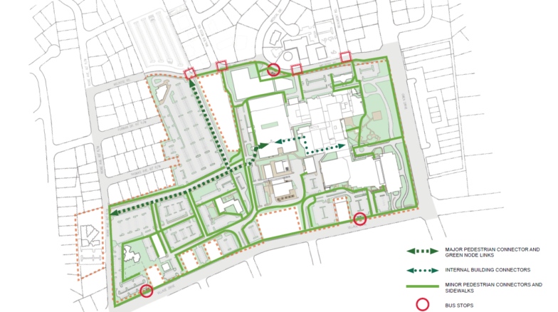 Surface 678 - Cape Fear Valley Health System Pedestrian & Vehicle Master Plan