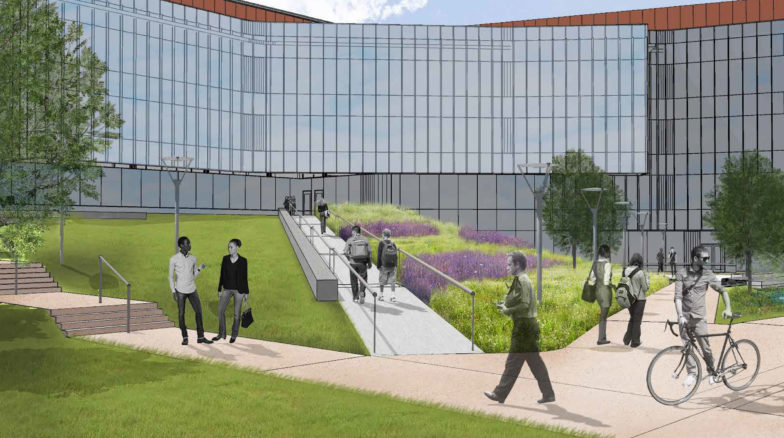 Surface 678 - Engineering Research and Innovation Complex