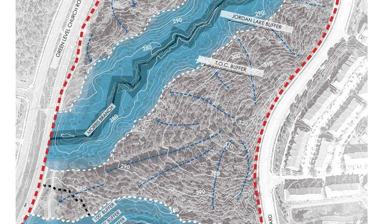 Surface 678 - McCrimmon Parkway Park