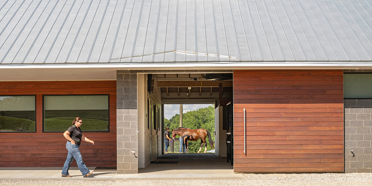 NCSU Reedy Creek Equine Facility