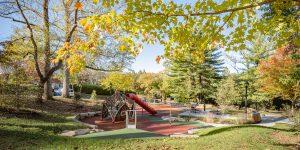 Asheville Playground Renovation