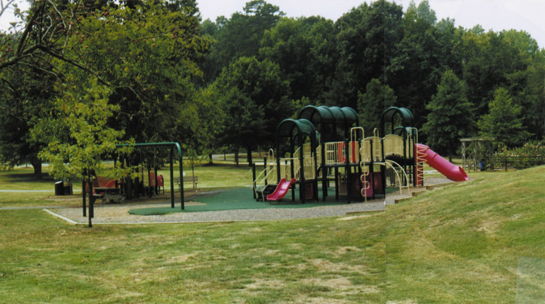 Surface 678 - Chapel Hill Community Center Playground