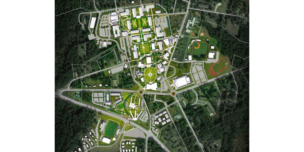 Campbell University Master Plan