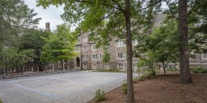 Duke West Campus Residential Quad Renovation