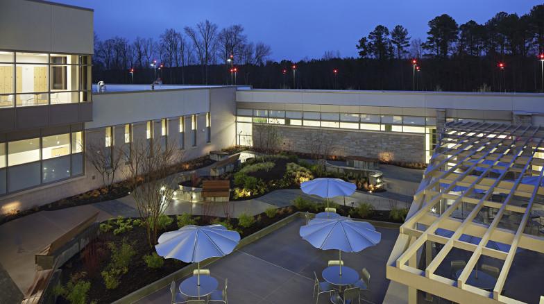 Surface 678 - Central Harnett Hospital