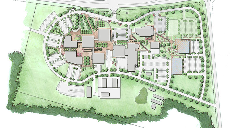 Sampson Community College Campus Master Plan