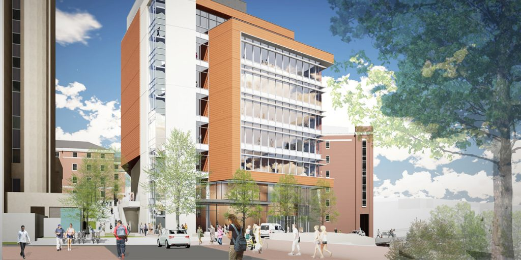UNC Medical Education Building