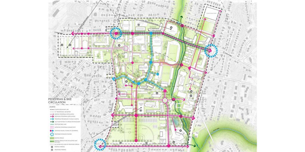 North Carolina Central University Master Plan