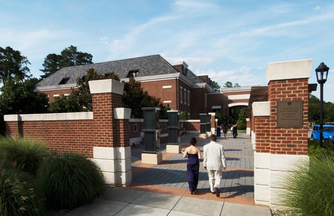Surface 678 - Alumni Center