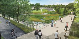 South Ellerbe Creek Stormwater Restoration MP