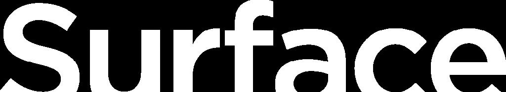 Surface Logo White