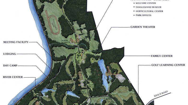 Surface 678 - Tanglewood Park Master Plan