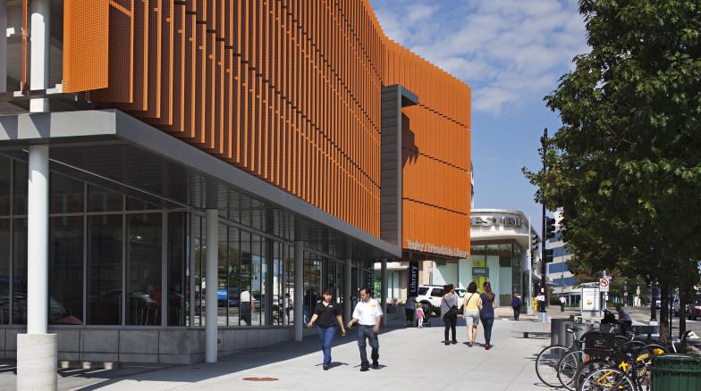 Surface 678 - Tenley Neighborhood Library