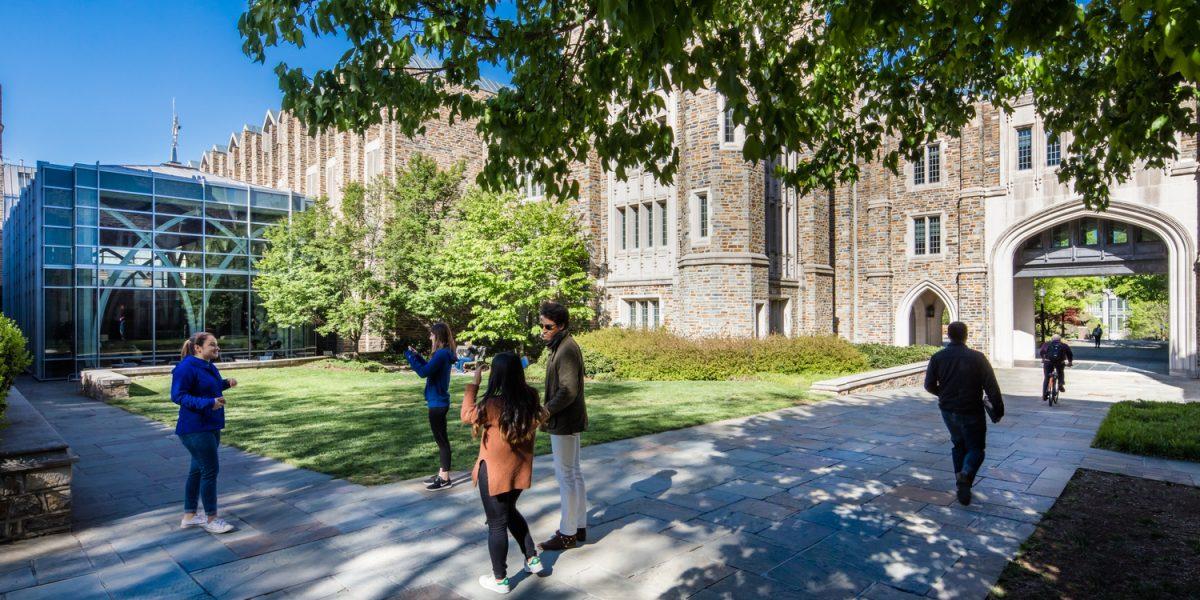 Duke University East-West Pedestrianway