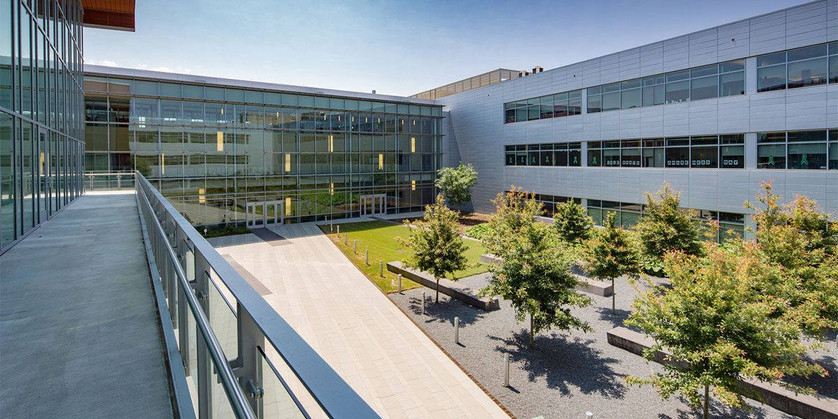 Durham County Human Services Complex