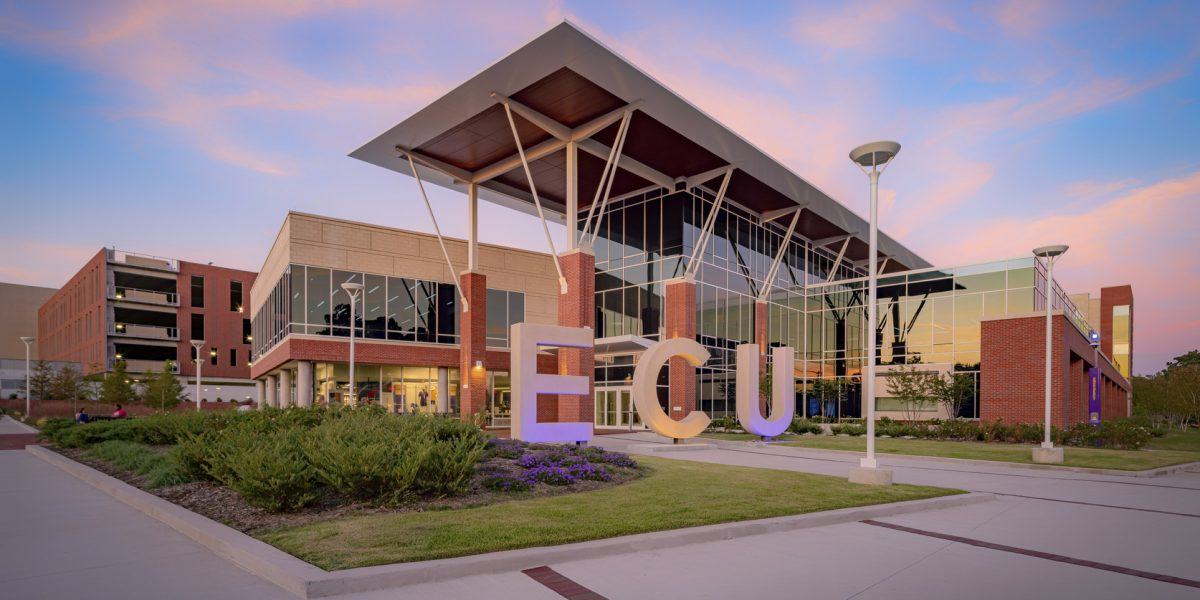 East Carolina University Student Center