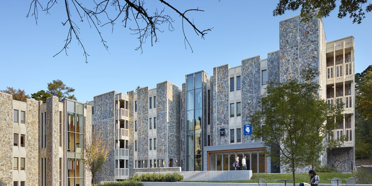 Duke University Edens Quad