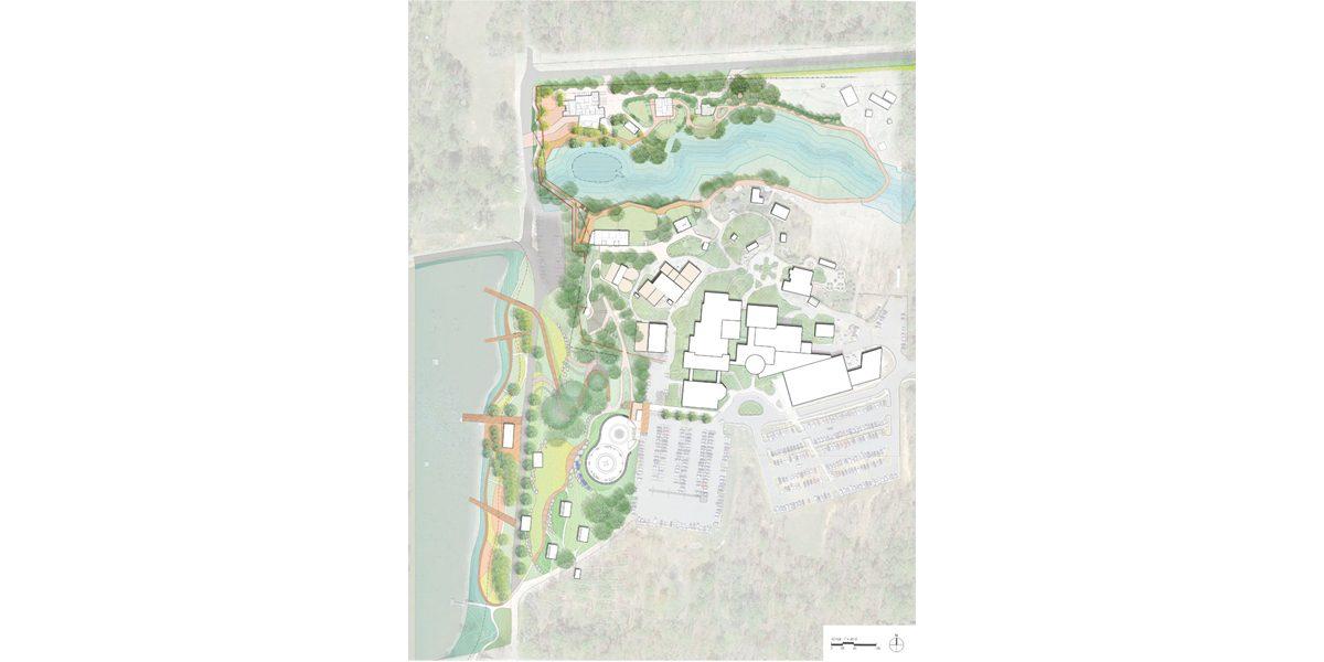 Greensboro Science Center Battleground Parks District