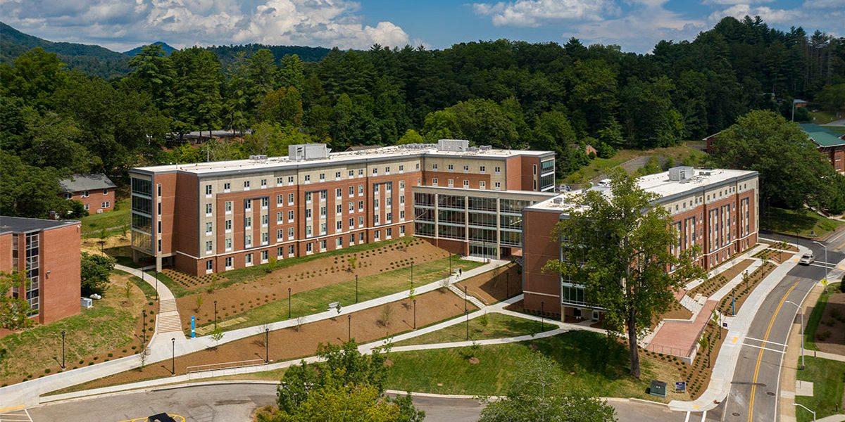 WCU Allen Residence Hall