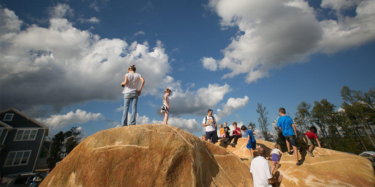 Briar Chapel - Rock Climbing