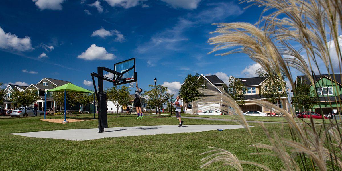 Briar Chapel - Basketball Court