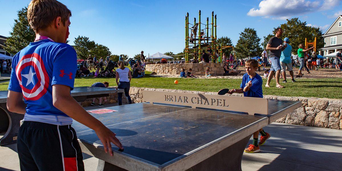 Briar Chapel - Ping Pong