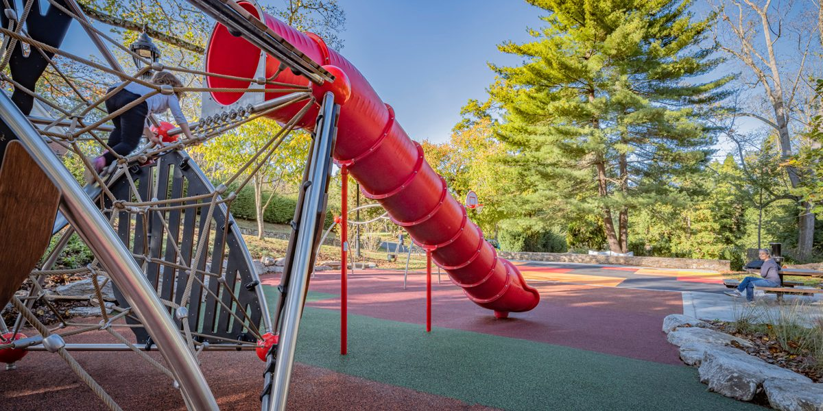 Asheville Playground Renovation