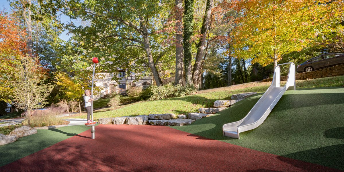 Asheville Playground Renovations