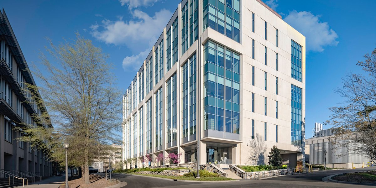 Duke Medical Research Building III