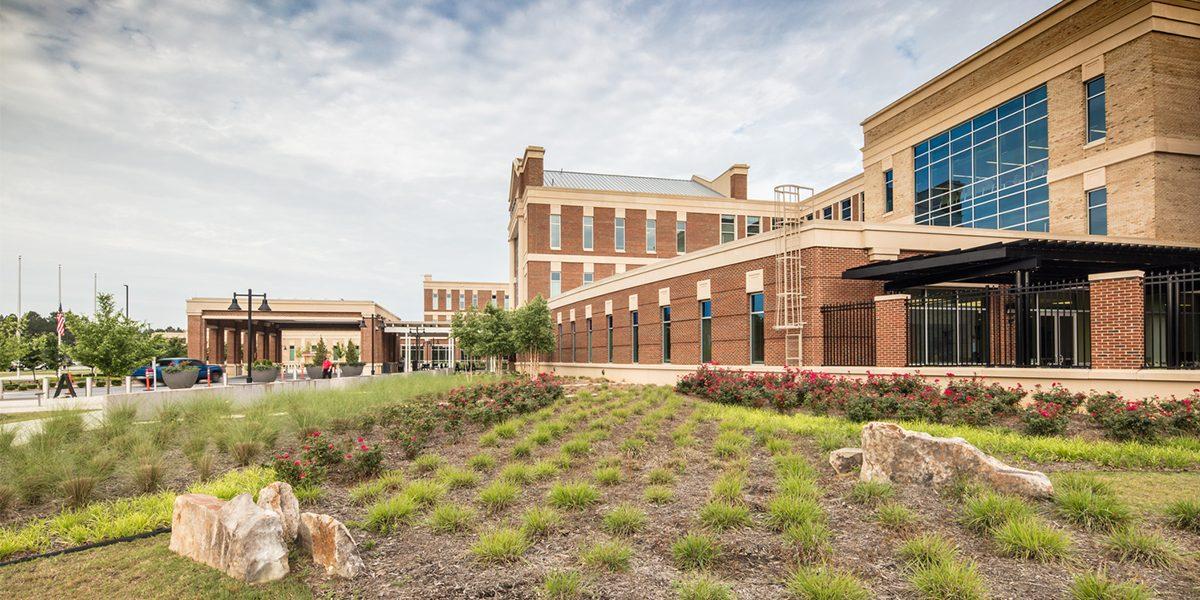 Fayetteville VA Health Center