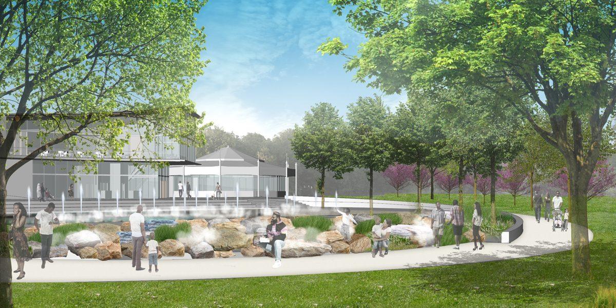 John Chavis Memorial Park