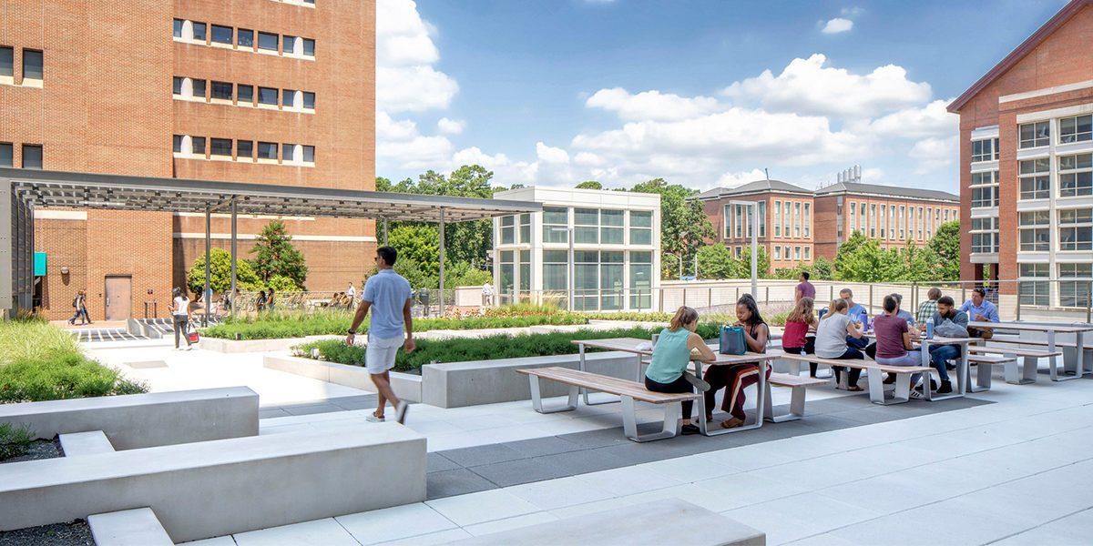UNC Mary Ellen Jones Building