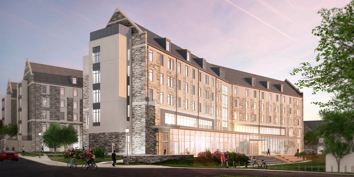 Virginia Tech CID Residence Hall