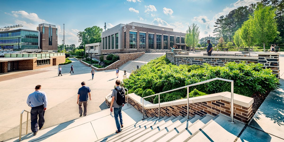 Duke University Wallace Wade Stadium