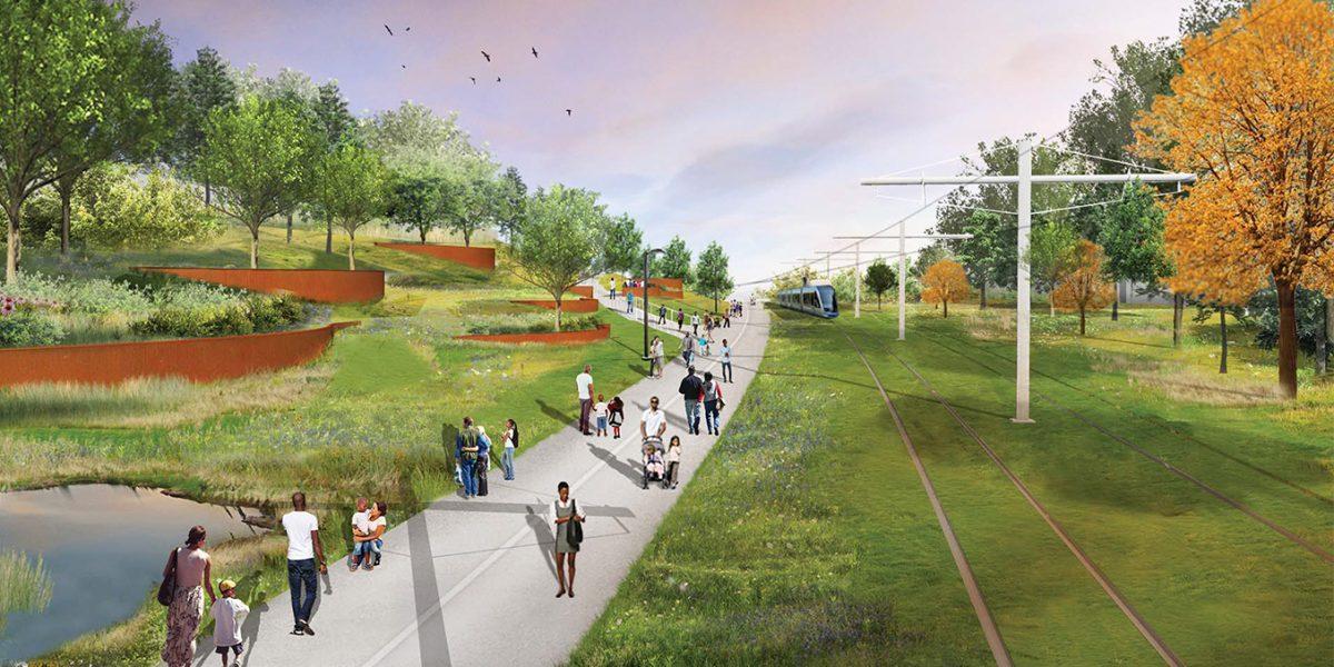Atlanta BeltLine Southside Corridor
