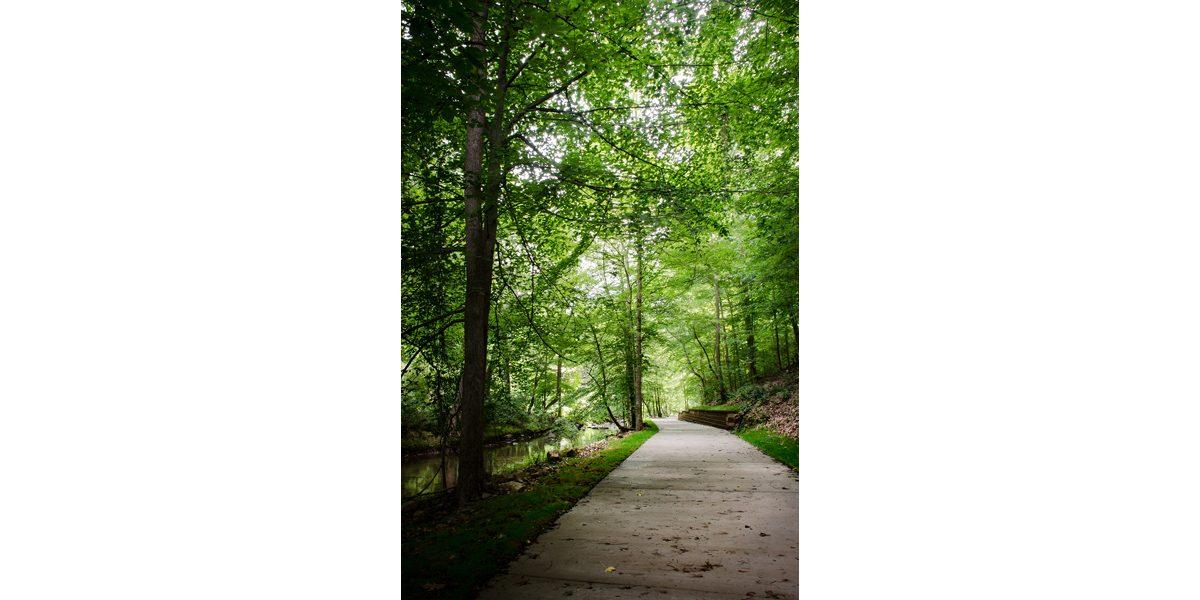 Bolin Creek Greenway Phase III