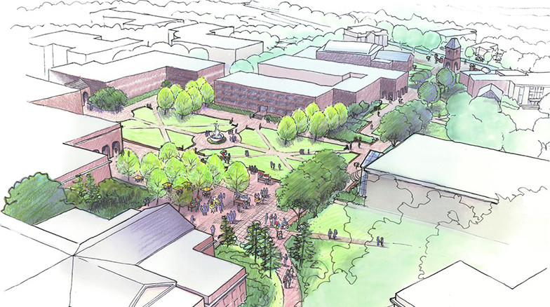 Surface 678 - Campus Master Plan