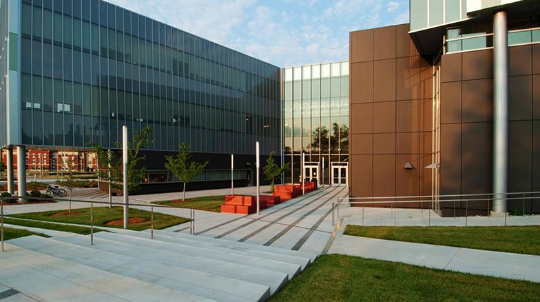 Surface 678 - Academic Classroom Building